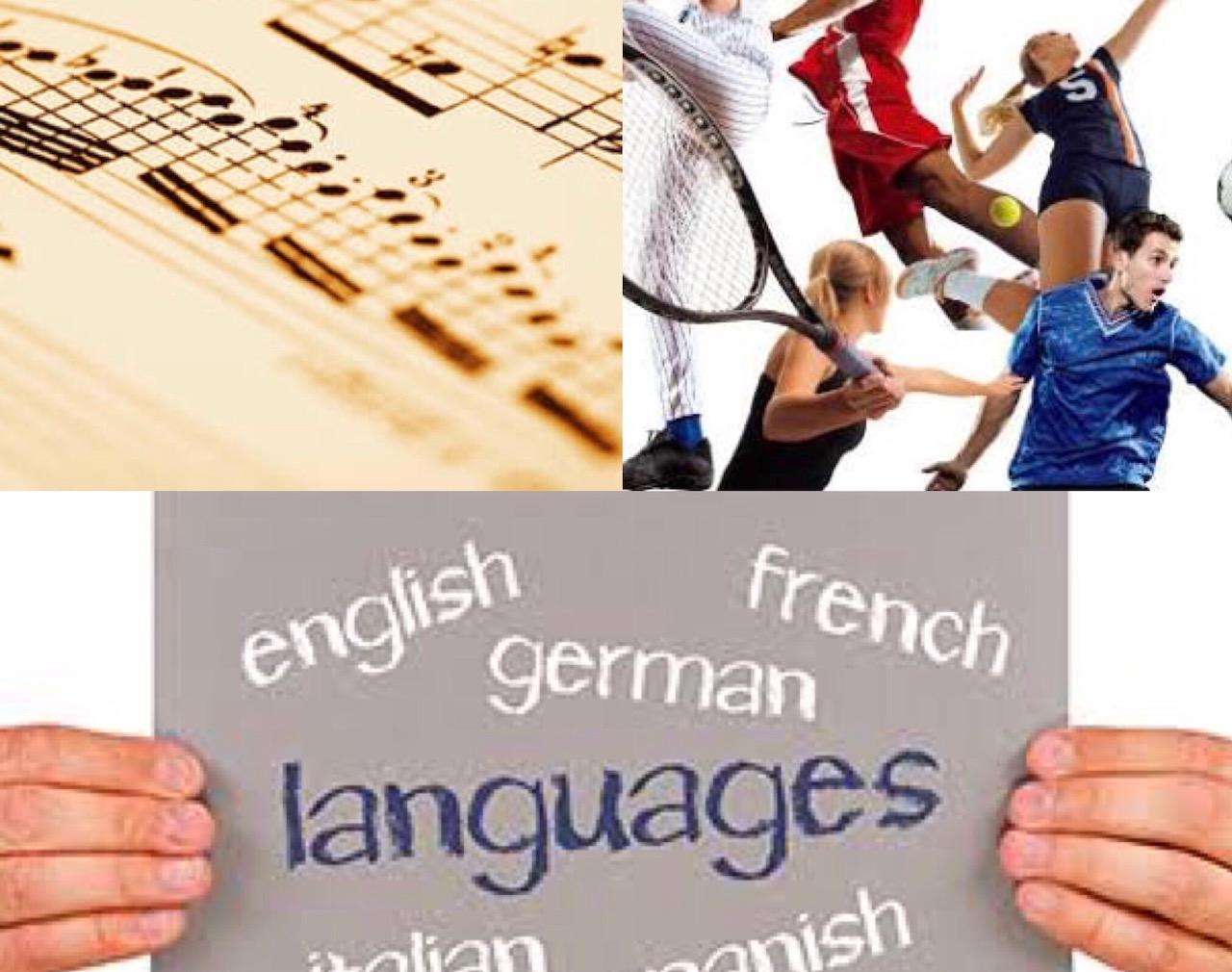 語学とはスポーツ、語学とは音楽である!