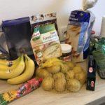 【フランス留学】自炊始めました!食材はCarrefourで買う風
