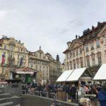 プラハへ旅行したおはなし。プラハ観光のオススメ5選!