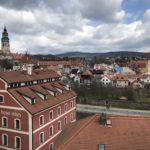 チェコのチェスキークルムロフへ旅行したおはなし。