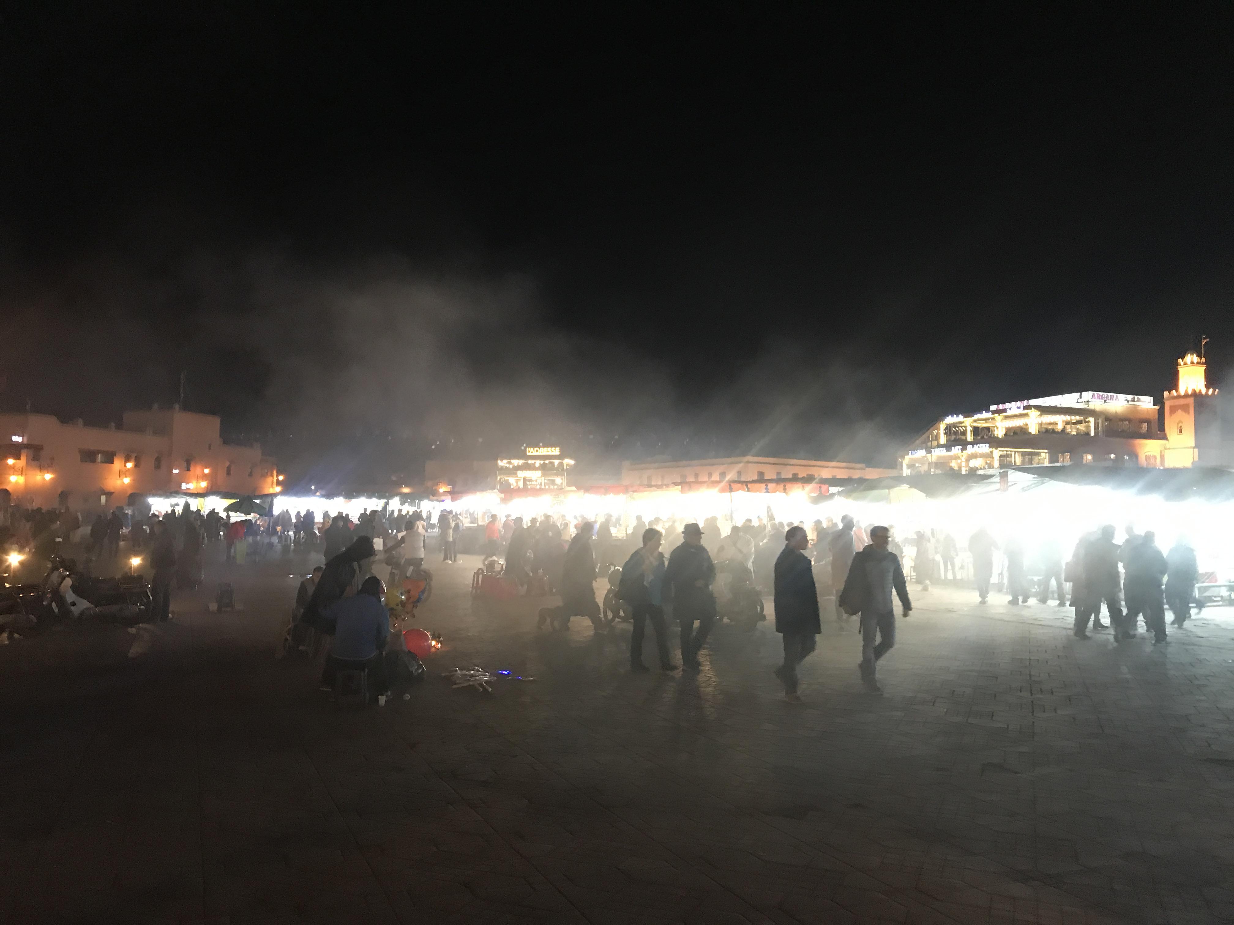 【モロッコ旅行】フナ広場のボッタクリに気をつけろ!!【マラケシュ】