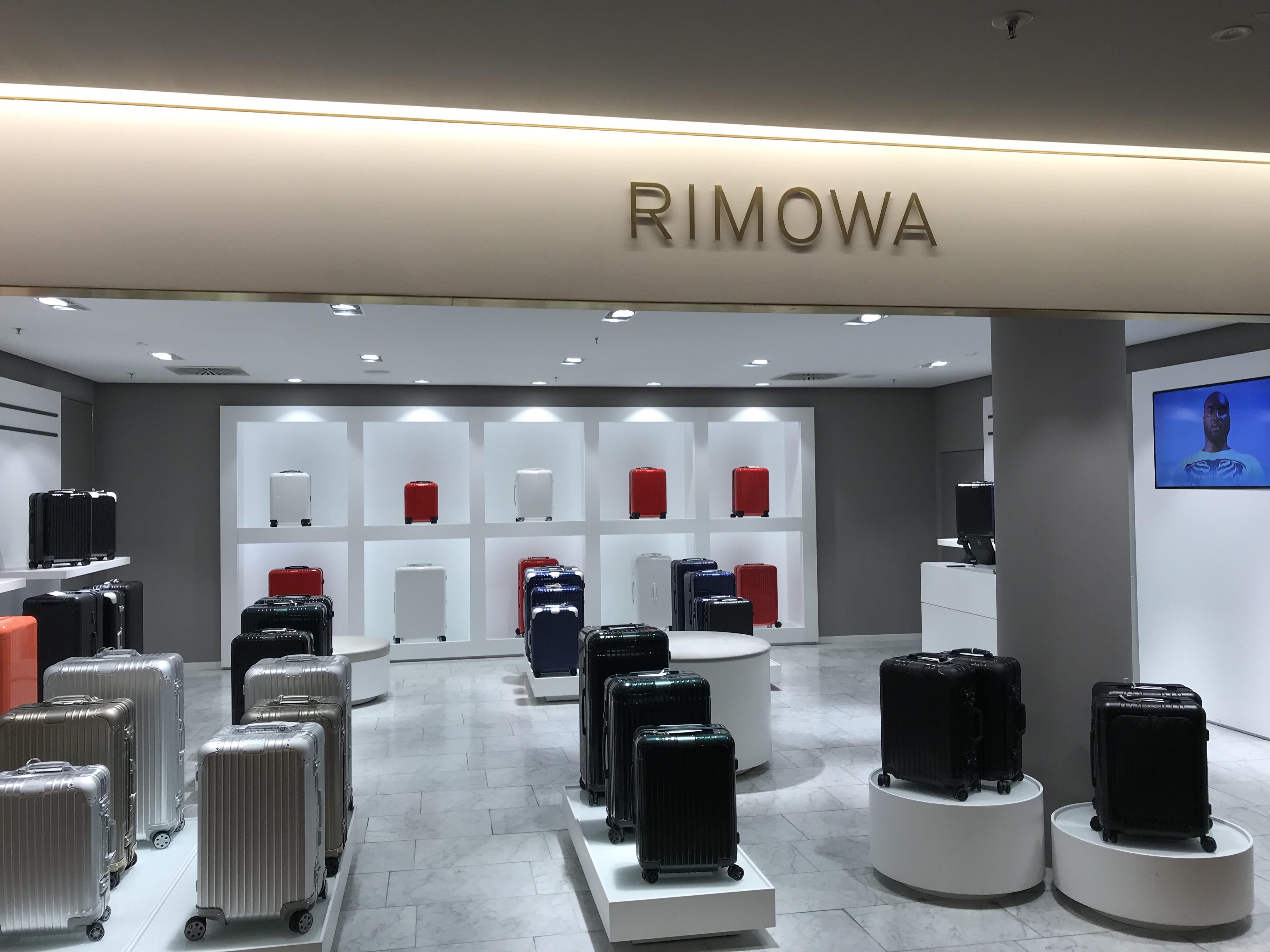 ドイツ、ミュンヘンでRIMOWA(リモワ)を安く買う!